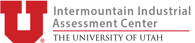 Intermountain Industrial Assessment Center Logo